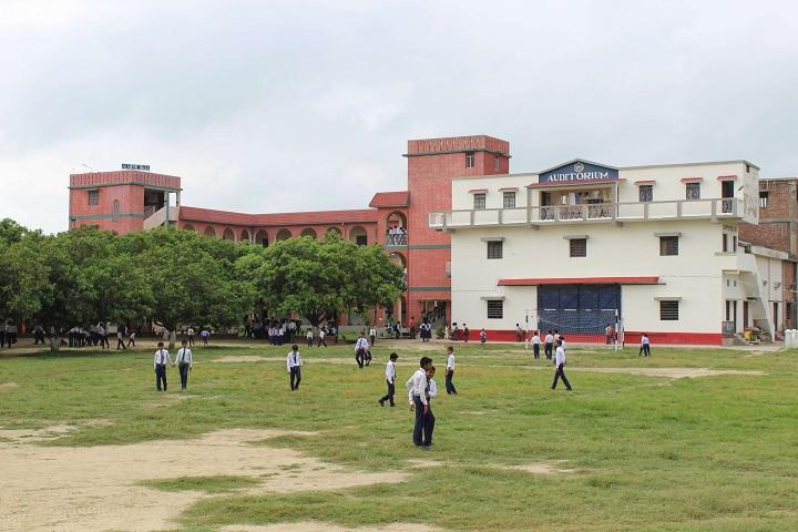 Katahari Public School-School Building