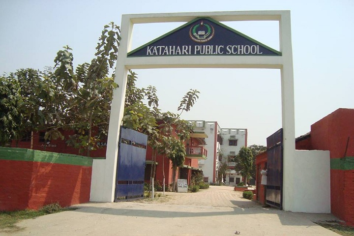 Katahari Public School-School Entrance