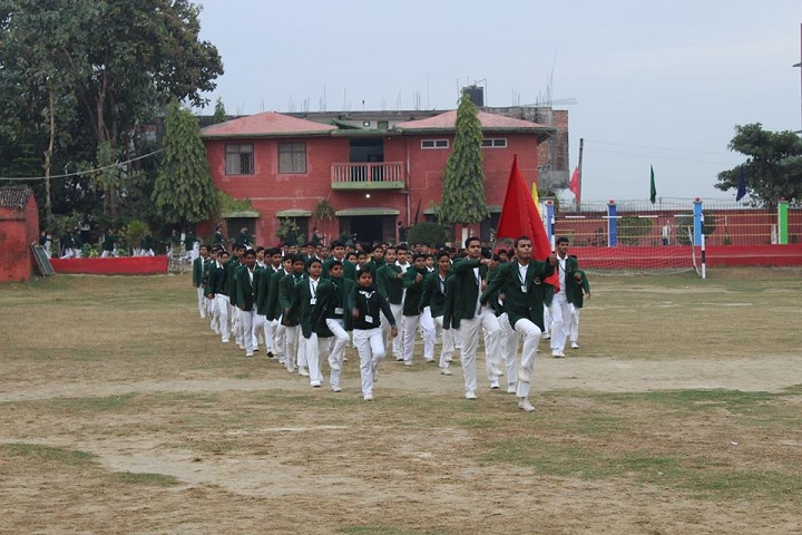 Katahari Public School-Sports Day Celebrations
