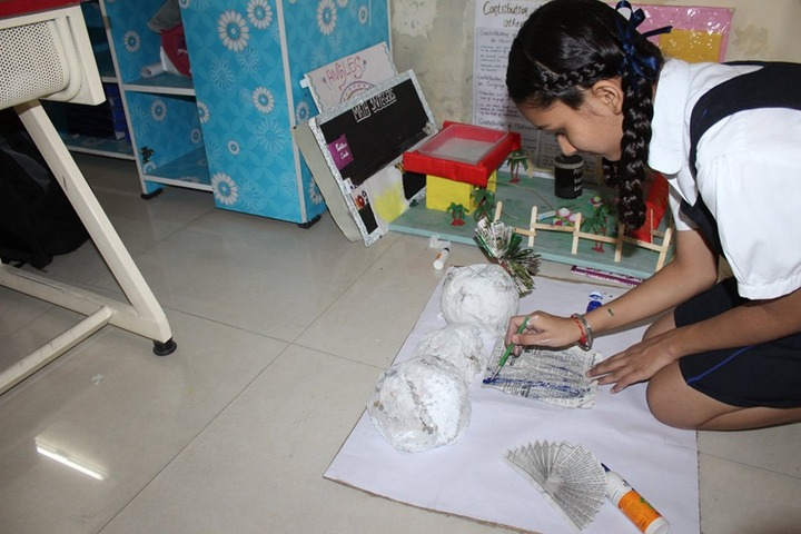 The Nobel School-Art And Craft