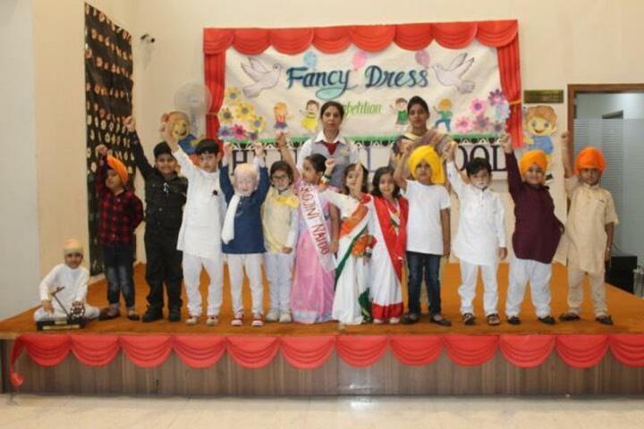 The Nobel School-Fancy Dress