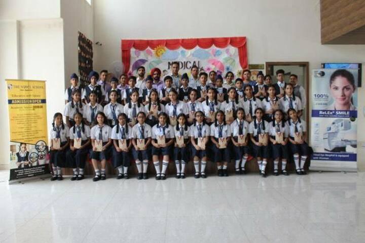 The Nobel School-Group Photo