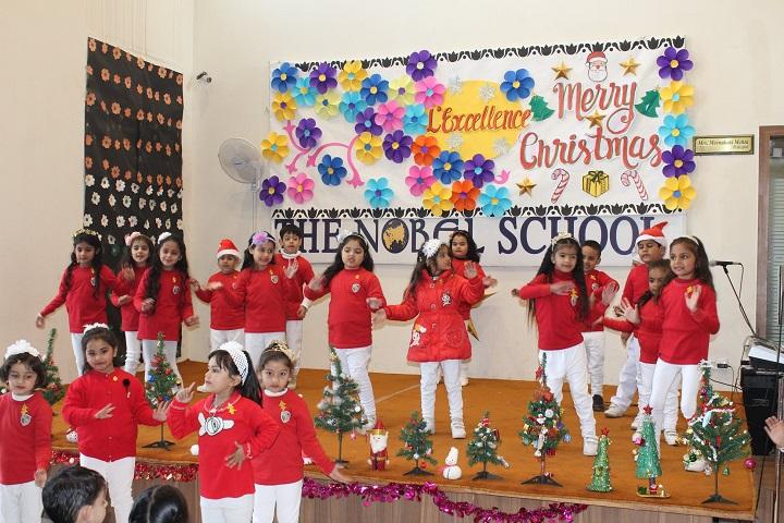 The Nobel School-Christmas Celebrations