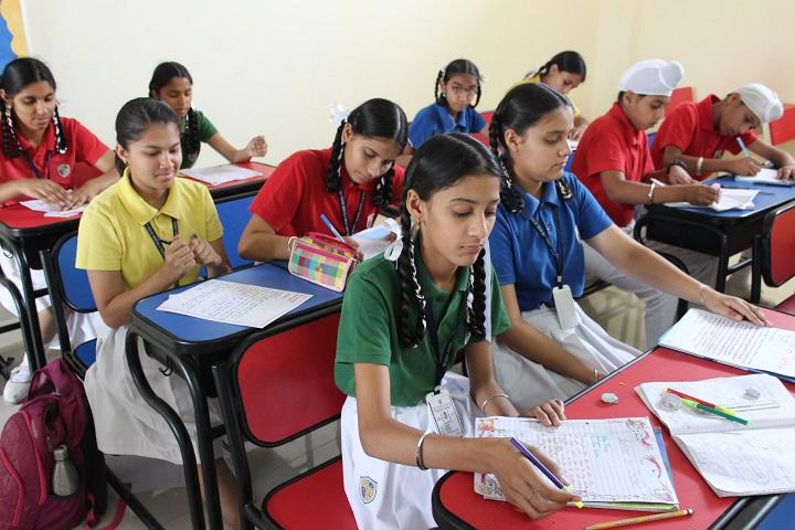 The Nobel School-Classroom