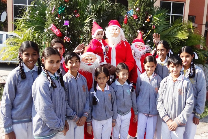 The Renaissance School-Christmas Celebrations