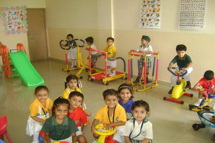 The Royal World International School-Activity Room