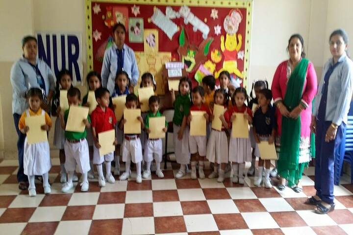 The Royal World International School-Annual Prize Distribution