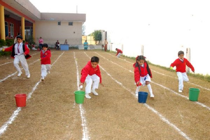 The Royal World International School-Sports