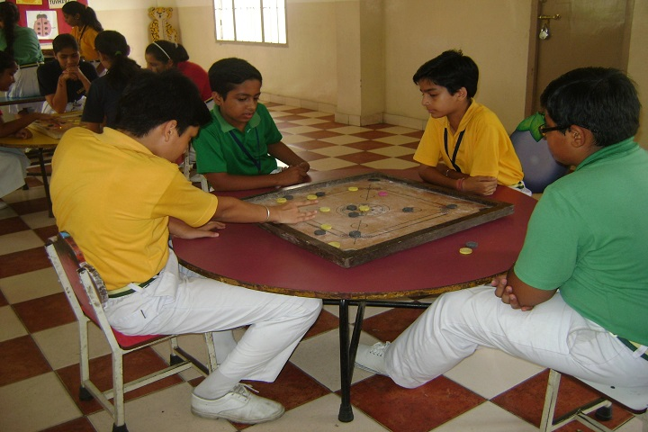 The Royal World International School-Indoor Games