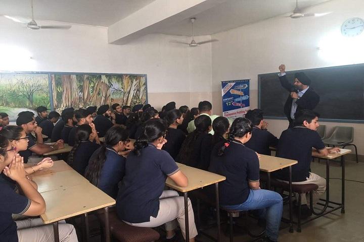 The Senior Study II-Classroom