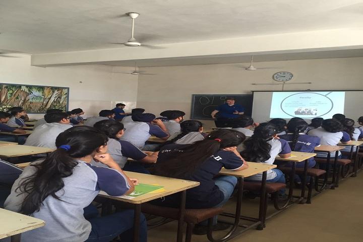 The Senior Study II-Class