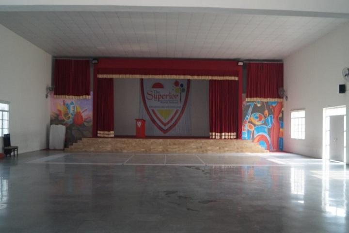 Superior World School-Auditorium