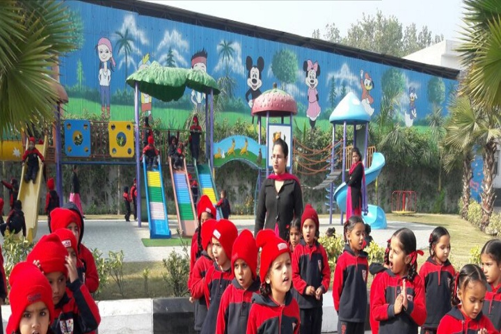 Superior World School-Kindergarden