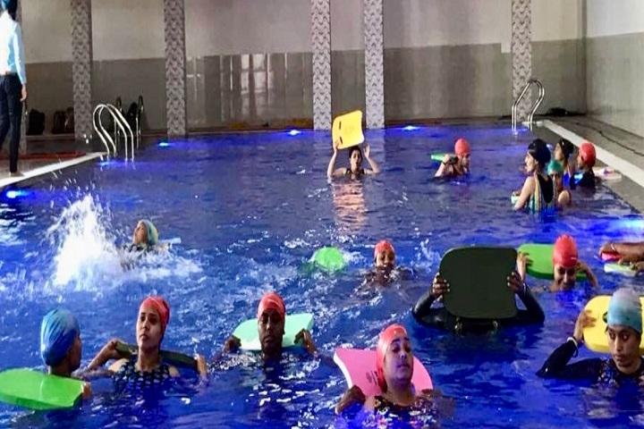 Superior World School-Swimming