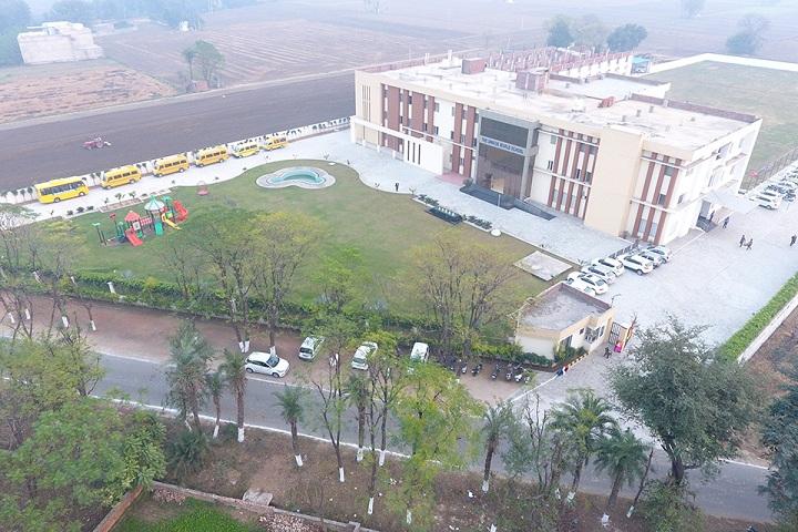 The Unirise World School-campus