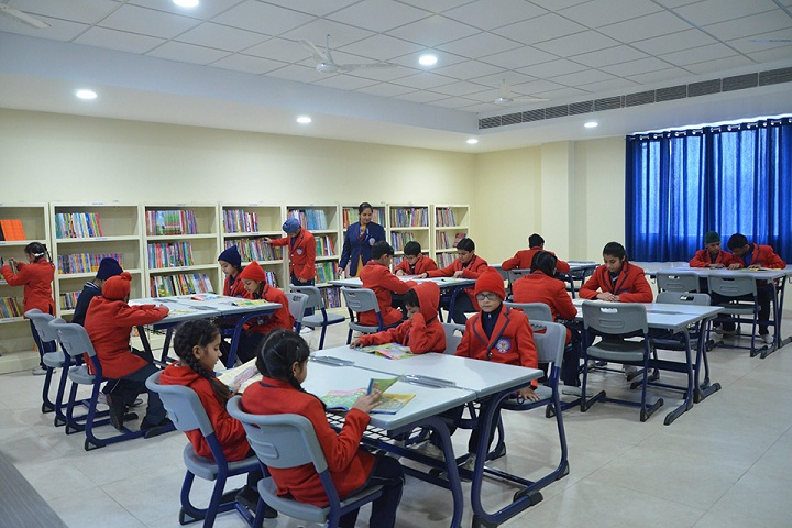 The Unirise World School-library