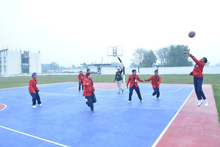 The Unirise World School-play field