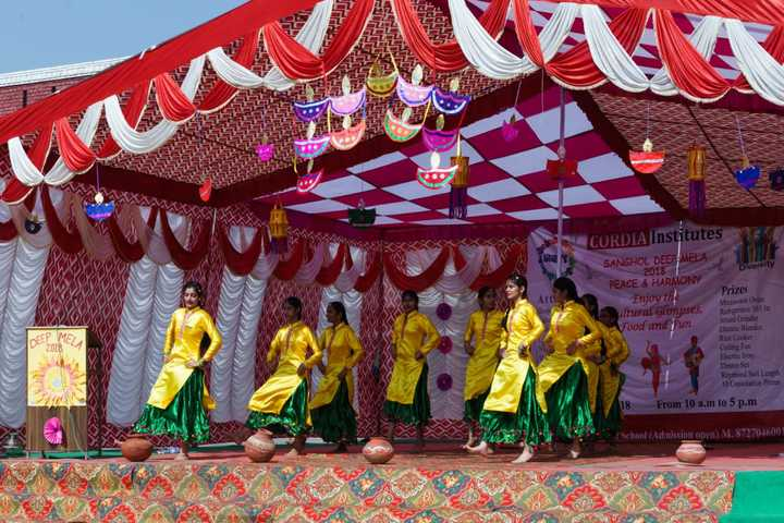 Uma Rana Public School-Deep Fest
