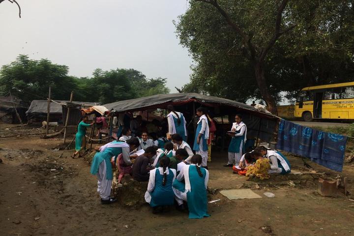 Uma Rana Public School-Each one Teach One Program