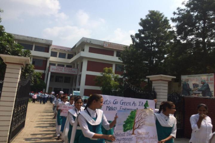 Uma Rana Public School-Environment Day