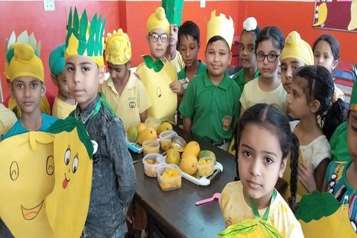 Uma Rana Public School-Fruit Day Celebrations