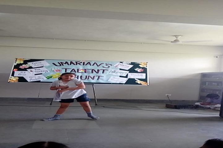 Uma Rana Public School-Talent Hunt