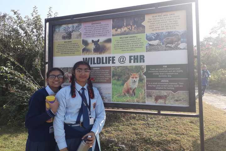 Uma Rana Public School-Trip