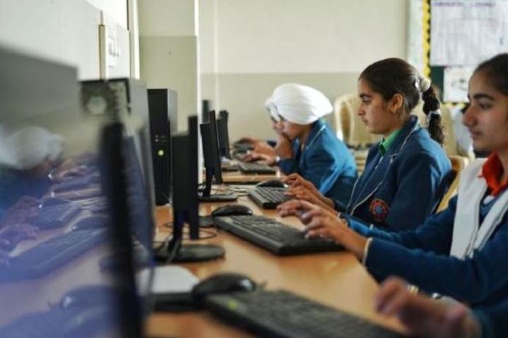 Uma Rana Public School-Computer Lab