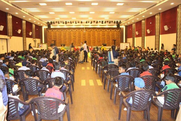 Uspc Jain Public School-Auditorium