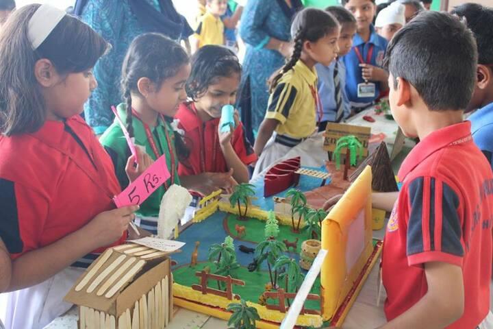 Uspc Jain Public School-Exhibition