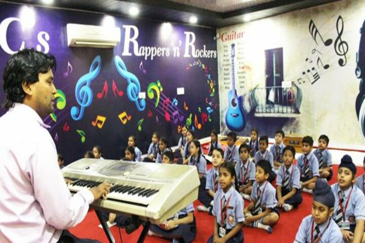 Uspc Jain Public School-Music Room