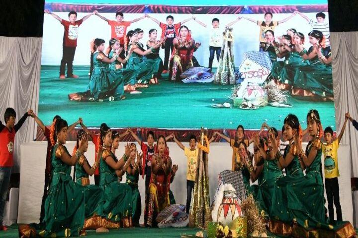 Ashram Public School-Annual Day