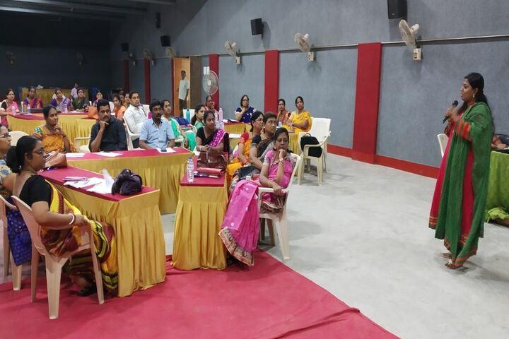 Ashram Public School-Seminar