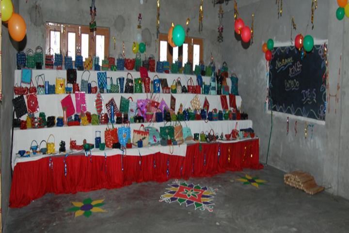 Victoria Public School-Craft Room
