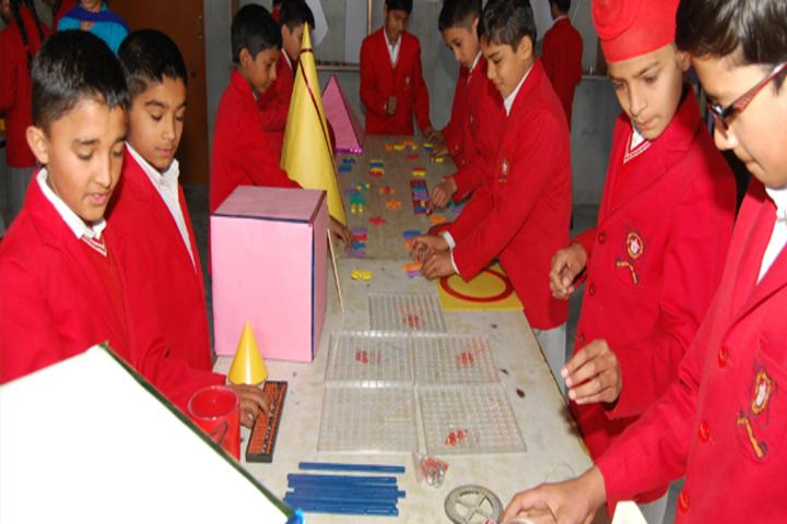 Victoria Public School-Maths Lab