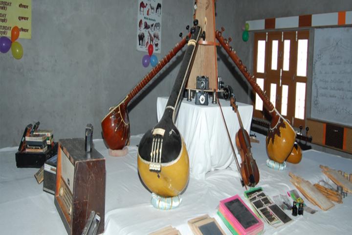 Victoria Public School-Music Room