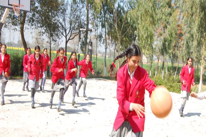 Victoria Public School-Sports