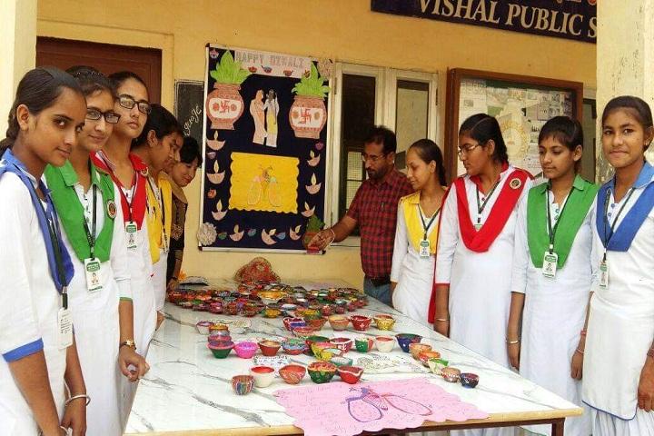 Vishal Public Senior Secondary School-Art