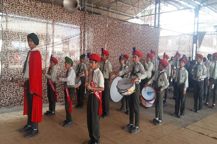 Vishal Public Senior Secondary School-Sports day