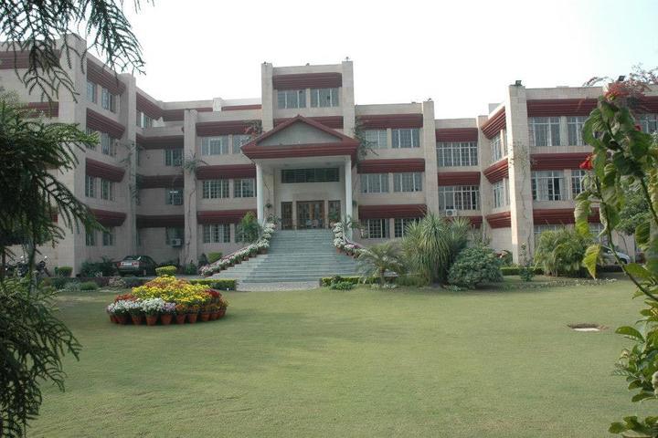 Vivek High School-Campus