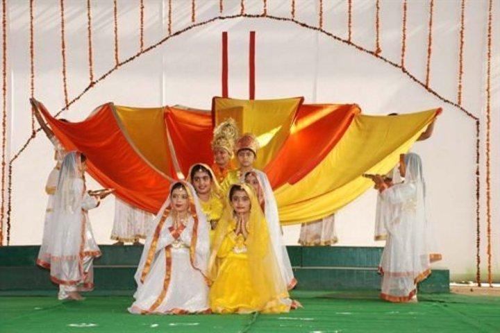 Vivek High School-Dance