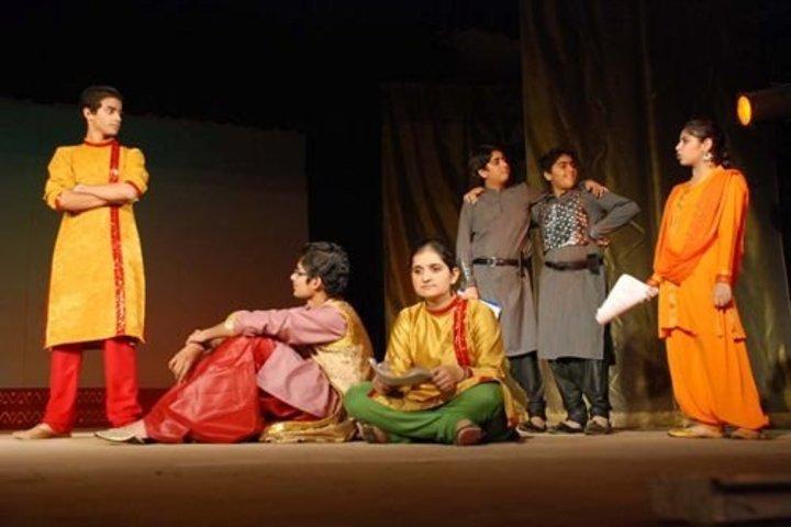 Vivek High School-Drama