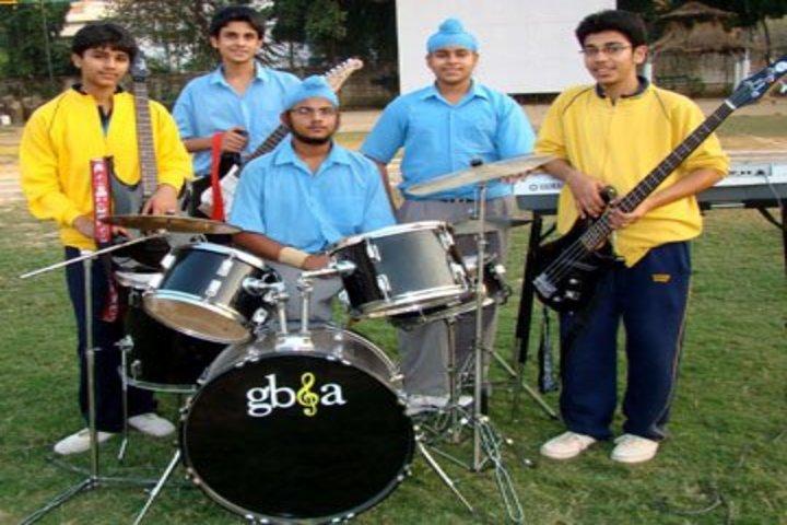 Vivek High School-Music