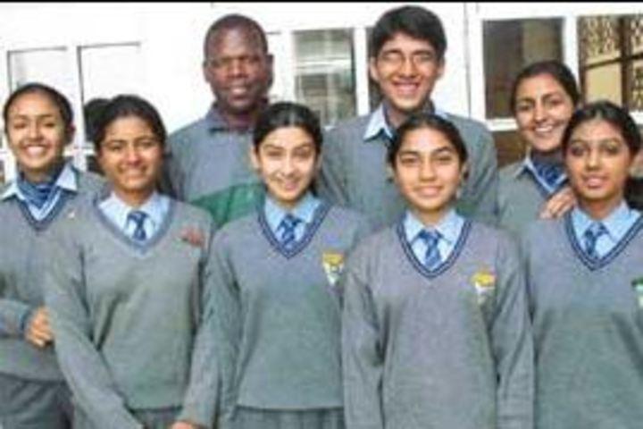 Vivek High School-Sports Team