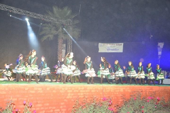 Vivek Public School-Dance