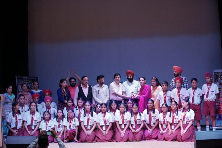 Wahe Guru Public School-Achievement