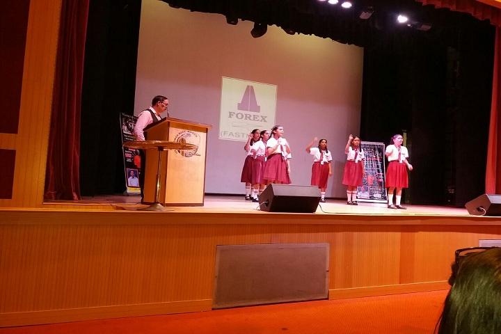 Wahe Guru Public School-Event