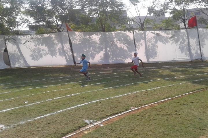 Wahe Guru Public School-Running