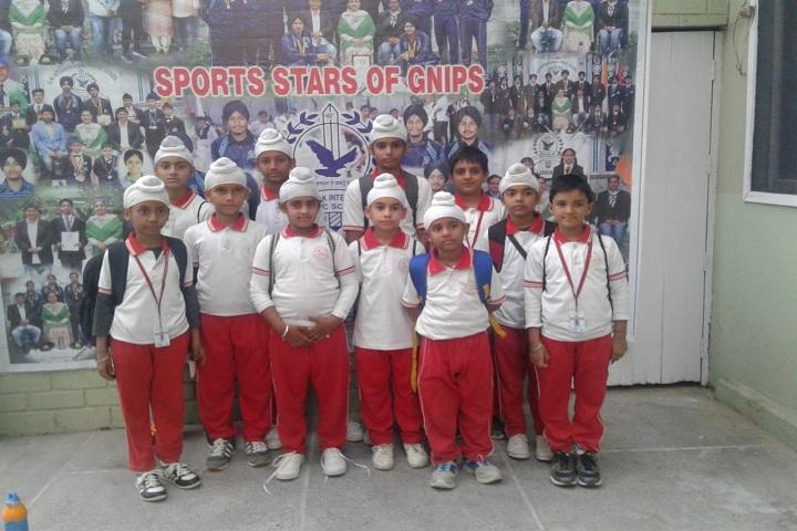 Wahe Guru Public School-Sports Stars