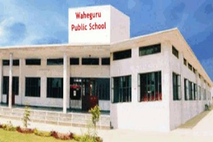 whae Guru Public School-Campus view